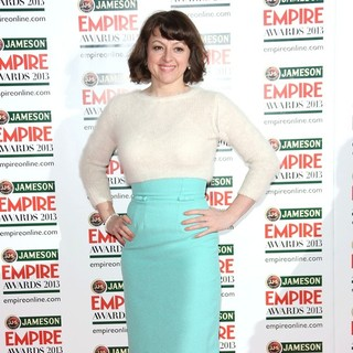 Jo Hartley in Jameson Empire Film Awards 2013 - Arrivals