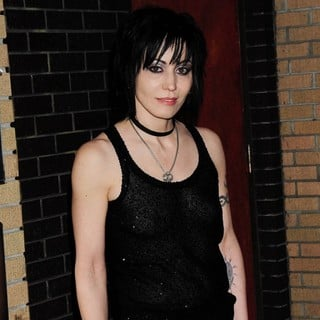 Joan Jett in The NY Premiere of The Runaways - Arrivals