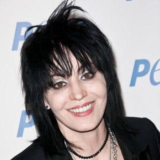 Joan Jett in The PETA New York Fashion Week Party