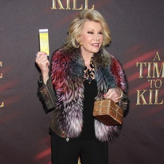 Opening Night of The Broadway Play A Time to Kill - Arrivals