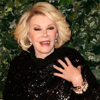 Joan Rivers in QVC Red Carpet Style - Arrivals