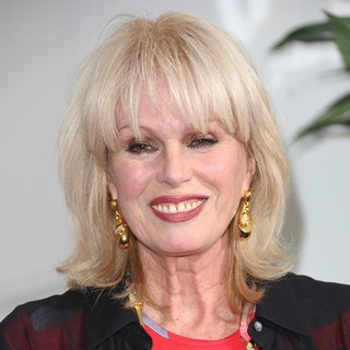 Joanna Lumley in National Television Awards 2013 - Press Room