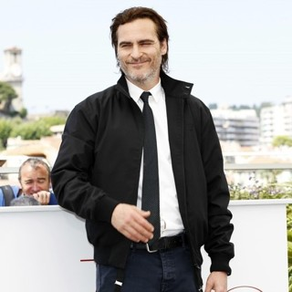 Joaquin Phoenix in 70th Annual Cannes Film Festival - You Were Never Really Here - Photocall