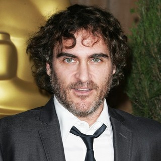 Joaquin Phoenix in 85th Academy Awards Nominees Luncheon