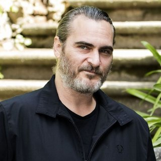 Joaquin Phoenix in A Beautiful Day Photocall