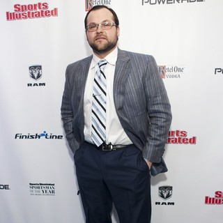 Joba Chamberlain in 2012 Sports Illustrated Sportsman of The Year Award Presentation