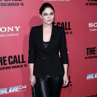 Jodi Lyn O'Keefe in Los Angeles Premiere of The Call