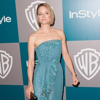Jodie Foster in The 69th Annual Golden Globe Awards - 13th Annual Warner Bros. And InStyle - After Party