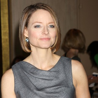 Jodie Foster in The International Cinematographers Guild's 49th Annual Publicists Awards Luncheon