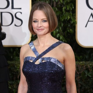 Jodie Foster in 70th Annual Golden Globe Awards - Arrivals