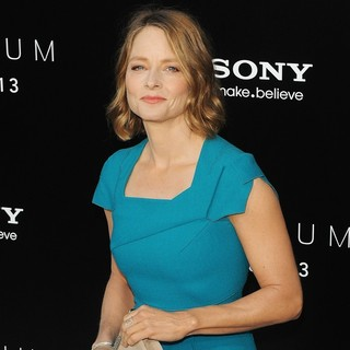Jodie Foster in World Premiere of TriStar Pictures' Elysium