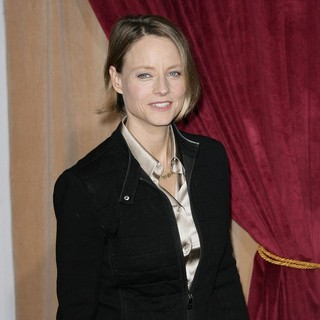 Jodie Foster in Los Angeles Premiere of Sherlock Holmes: A Game of Shadows