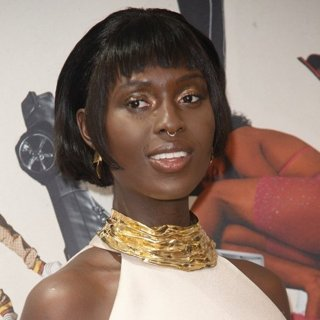 Jodie Turner-Smith in Queen and Slim UK Premiere - Arrivals