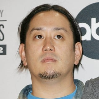 Joe Hahn, Linkin Park in The 40th Anniversary American Music Awards - Press Room