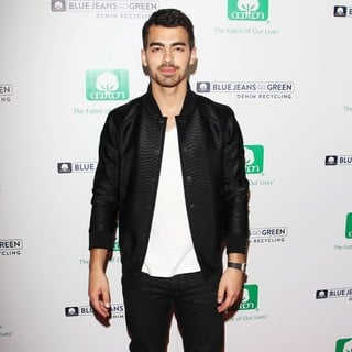 Joe Jonas, Jonas Brothers in Blue Jeans Go Green Celebrates 1 Million Pieces of Denim Collected for Recycling