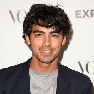 Joe Jonas, Jonas Brothers in Express and Vogue Celebrate The Scenemakers