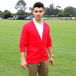 Joe Jonas, Jonas Brothers in The Foundation Polo Challenge - Arrivals