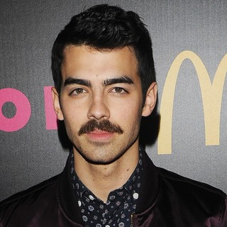Joe Jonas, Jonas Brothers in NYLON Magazines December Issue Celebration Presented by McDONALDS