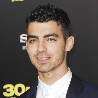 Joe Jonas, Jonas Brothers in Los Angeles Premiere of 30 Minutes or Less