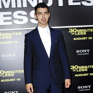 Jonas Brothers - Los Angeles Premiere of 30 Minutes or Less