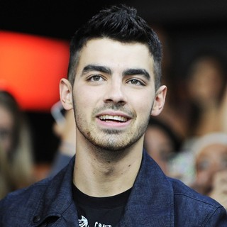 Joe Jonas, Jonas Brothers in Joe Jonas Appearance on Much Music's New.Music.Live TV Show Promoting Solo Album Fast Life