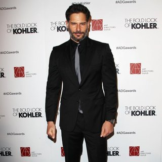 Joe Manganiello in 18th Annual Art Directors Guild Excellence in Production Design Awards