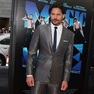 Joe Manganiello in 2012 Los Angeles Film Festival - Closing Night Gala - Premiere Magic Mike