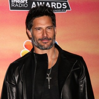 Joe Manganiello in 2014 iHeartRadio Music Awards - Press Room