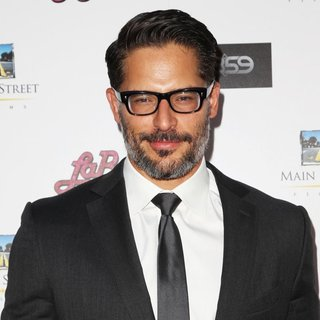 Joe Manganiello in LA BARE - Los Angeles Premiere