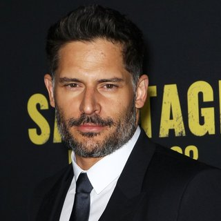 Joe Manganiello in Sabotage - Los Angeles Premiere