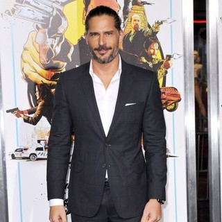 The World Premiere of The Last Stand - joe-manganiello-premiere-the-last-stand-02