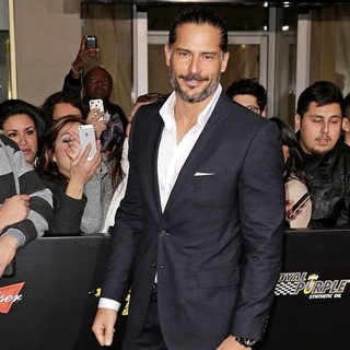 Joe Manganiello in The World Premiere of The Last Stand