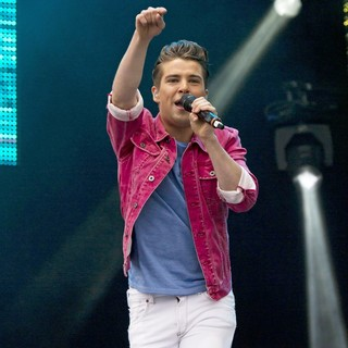 Joe McElderry in BT London Live - Performances - joe-mcelderry-bt-london-live-12