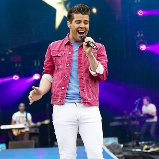Joe McElderry in BT London Live - Performances - joe-mcelderry-bt-london-live-17