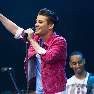 Joe McElderry in BT London Live - Performances - joe-mcelderry-bt-london-live-19