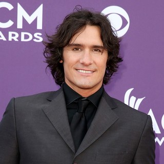 Joe Nichols in 48th Annual ACM Awards - Arrivals