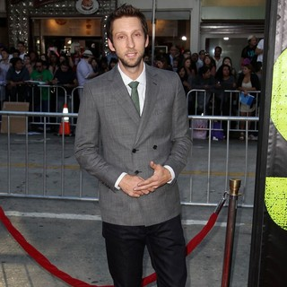 Joel David Moore in The Premiere of Savages