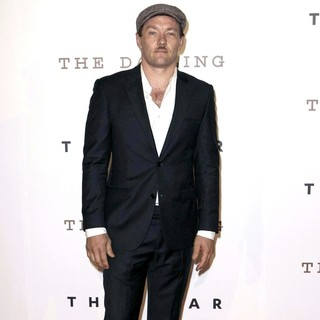 Joel Edgerton in The Official Launch of The Darling Bar featuring A Live Performance by Stevie Wonder