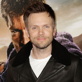 Joel McHale in U.S. Premiere Screening of Spartacus: War of the Damned