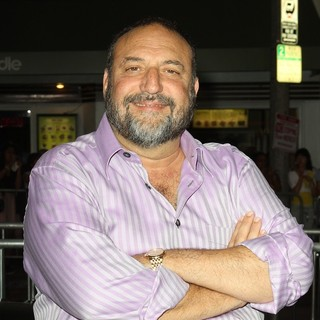 Joel Silver in Getaway Los Angeles Premiere