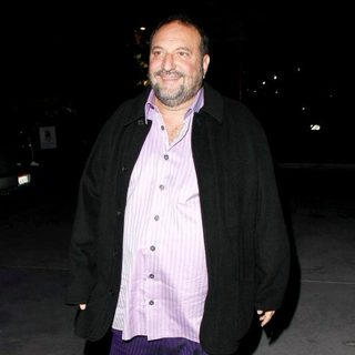 Joel Silver in Celebrities Arrive at The Staples Centre to Watch The LA Lakers Play