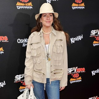 Joely Fisher in Spy Kids 4 All the Time in the World Los Angeles Premiere