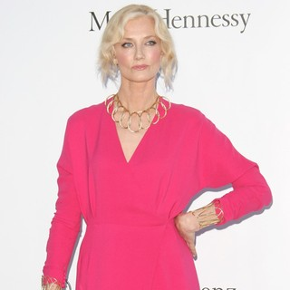 Joely Richardson in AmfAR's Cinema Against AIDS Gala 2012 - During The 65th Annual Cannes Film Festival