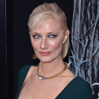 Joely Richardson in New York Premiere of The Girl with the Dragon Tattoo - Arrivals