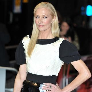 Joely Richardson in The Girl with the Dragon Tattoo - World Premiere - Arrivals