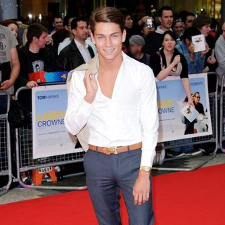 Joey Essex in Larry Crowne UK Premiere - Arrivals