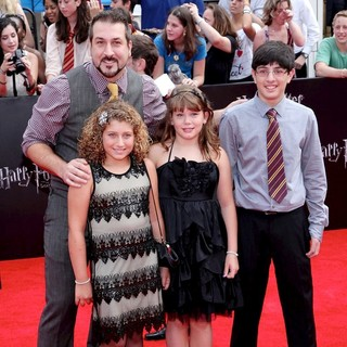Joey Fatone in New York Premiere of Harry Potter and the Deathly Hallows Part II - Arrivals