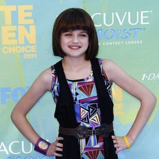 Joey King in 2011 Teen Choice Awards
