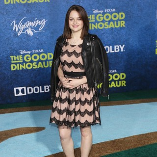 Los Angeles Premiere of The Good Dinosaur - Arrivals