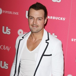 Joey Lawrence in US Weekly Annual Hot Hollywood Style Issue Event - Arrivals
